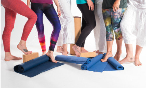 Yogakurse für zeitlich Flexible